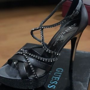 Size 10 GUESS by Marciano high heels